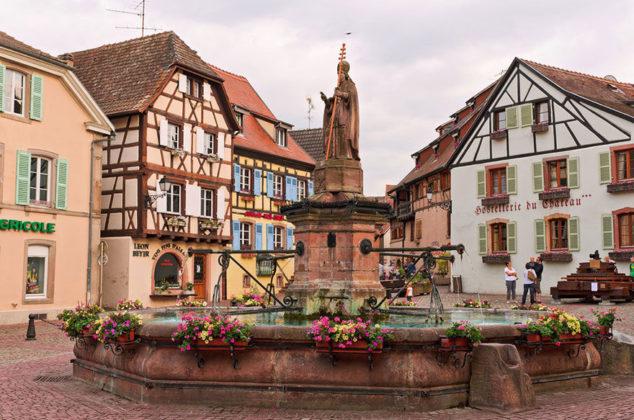 Елзас, Франция
