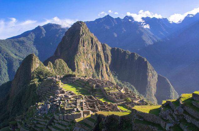 Мачу Пикчу Перу Дисни