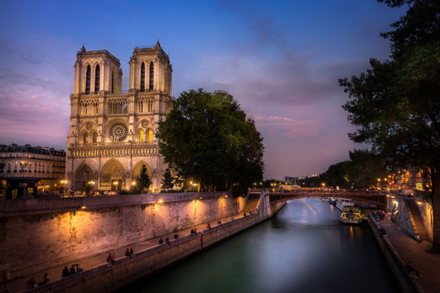 Париж Франция Дисни