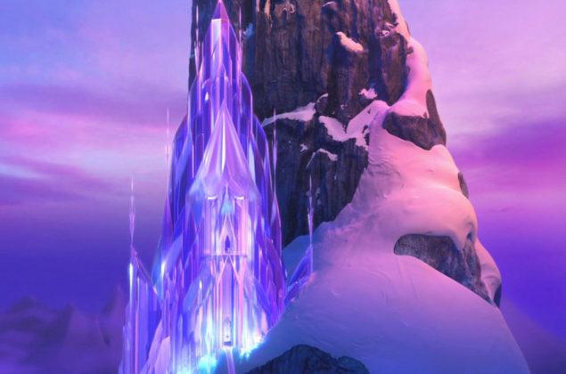"""""""Замръзналото кралство"""" на Дисни"""