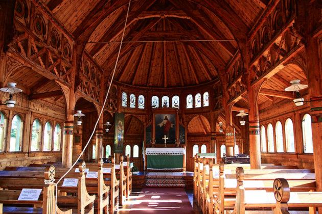 """Църквата """"Св. Олаф"""", Норвегия"""
