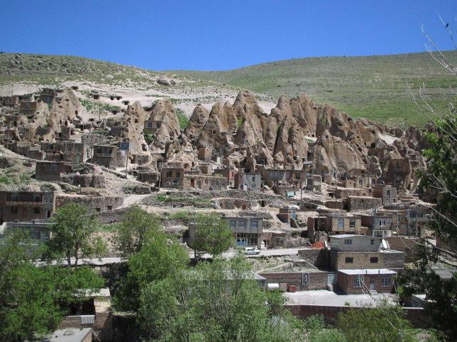 Селото Кяндован