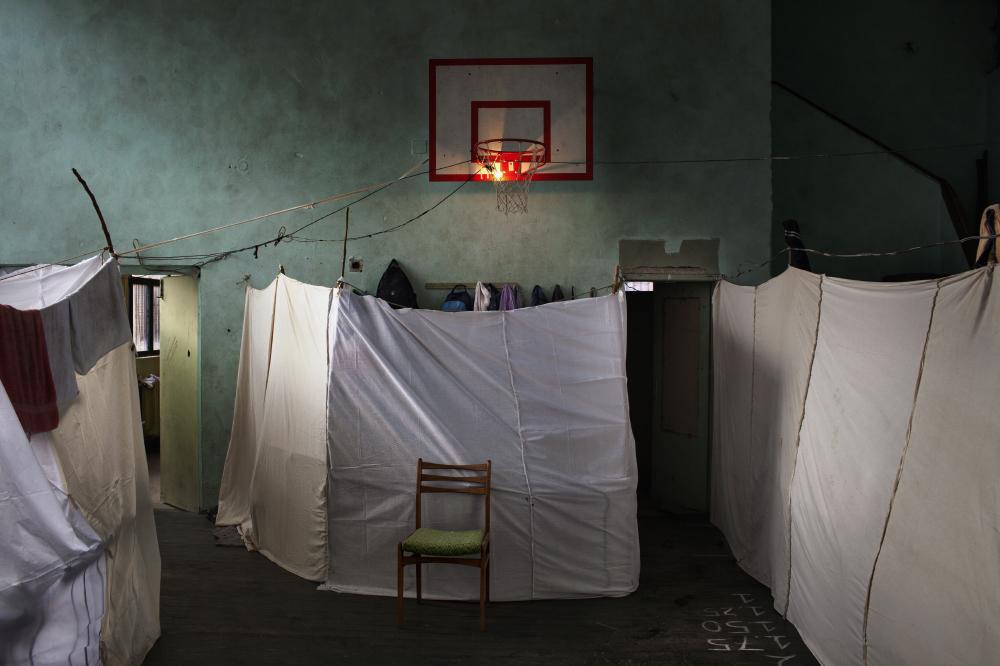 бежанците в България