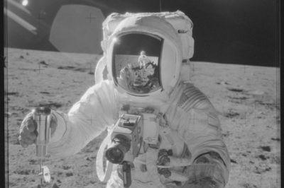 кацането на Луната