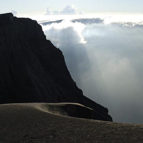 Мощните вулканични изригвания