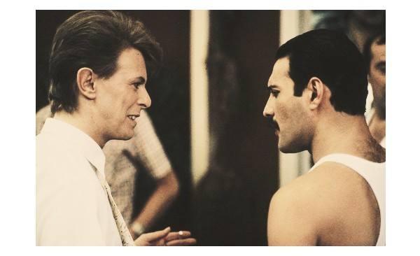 Дейвид и Фреди.