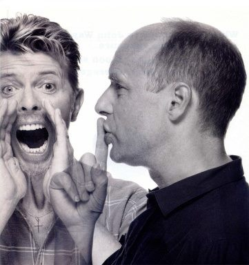 Боуи и Брайън Ено