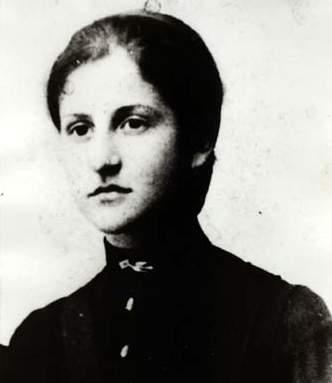Дъщерята на Ботев - Иванка.