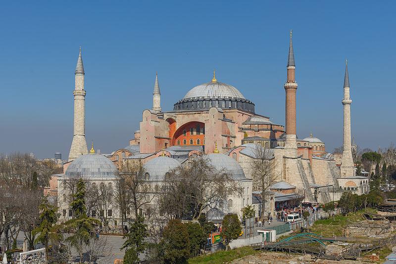 Храмът Света София