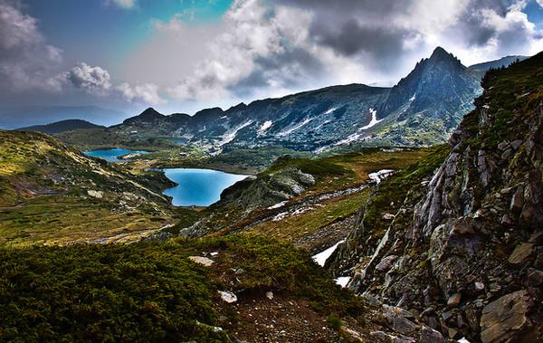 гледки от България