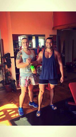 Крум Митев собственик на La Scalla fitness club