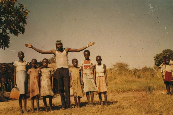 Кони Уганда