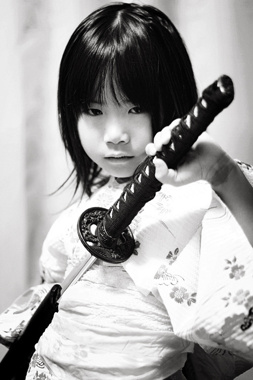 деца самураи