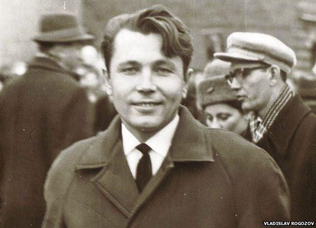 Д-р Леонид Рогозов