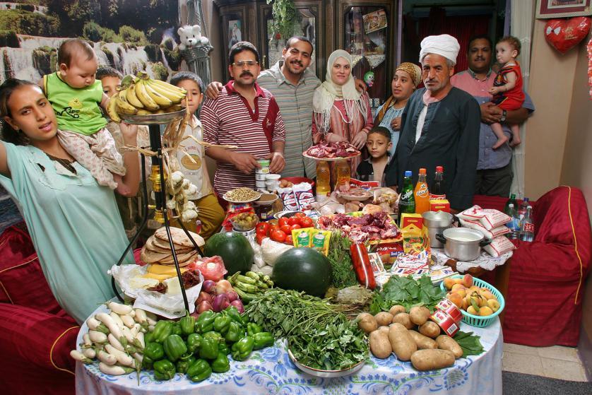 Сем. Ахмед от Кайро, Египет
