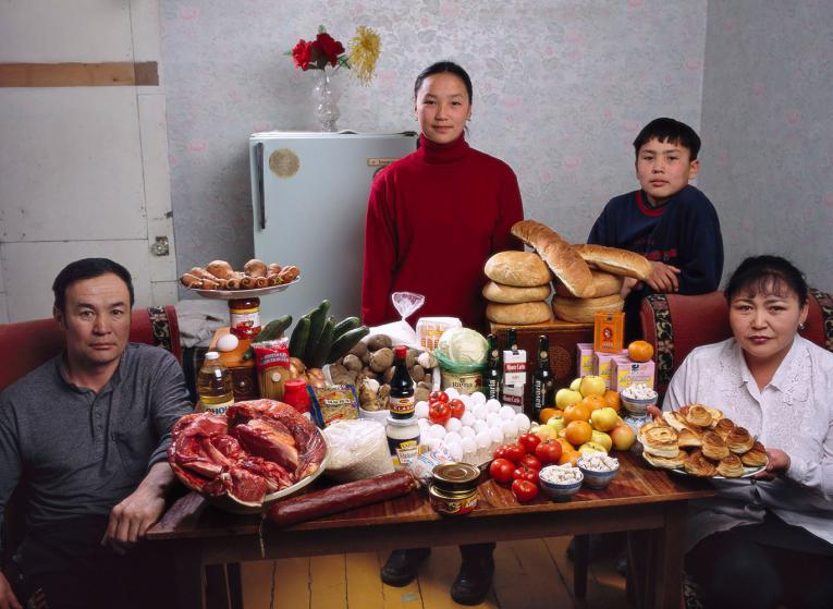 Сем. Батсуури от Улан Батор, Монголия