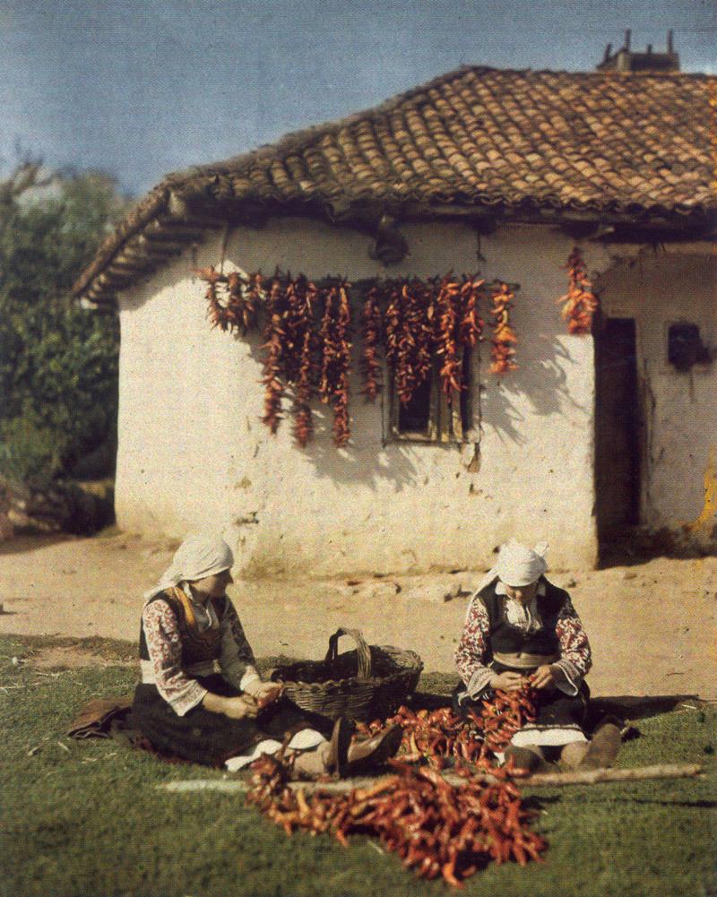снимки България 1932 г.