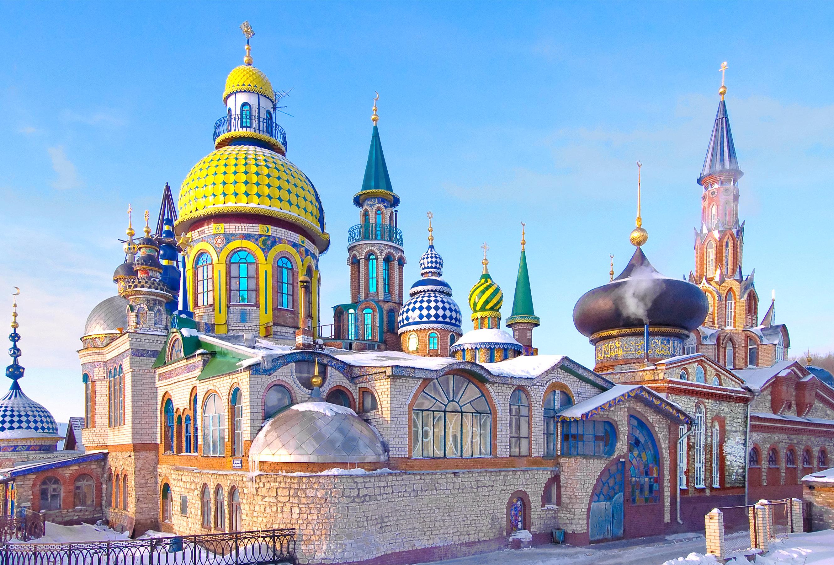 дестинации в Русия