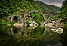 дяволски мост Родопи, Арда