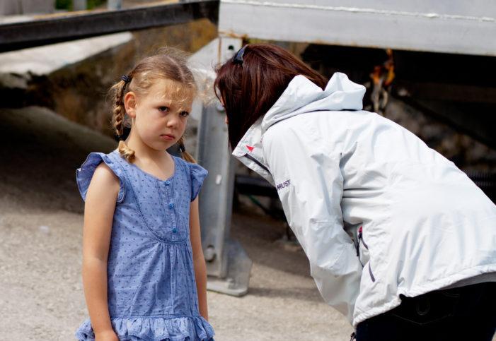 Според Джеймс Уиндел, физическите наказания и боят не са препоръчителни като метод за възпитаване на децата Снимка: Andy M Taylor via Foter.com / CC BY