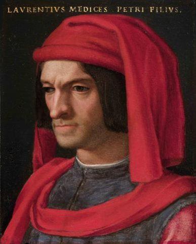 Лоренцо ди Медичи
