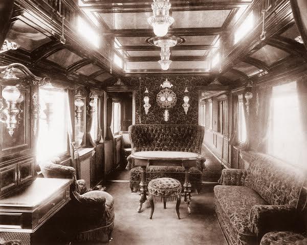 влак цар Фердинанд