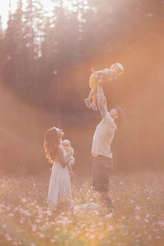 Трудно е да намериш време за семейството в свят, в който никой няма време.