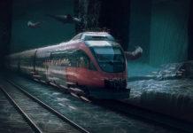 Индийски влак стрела