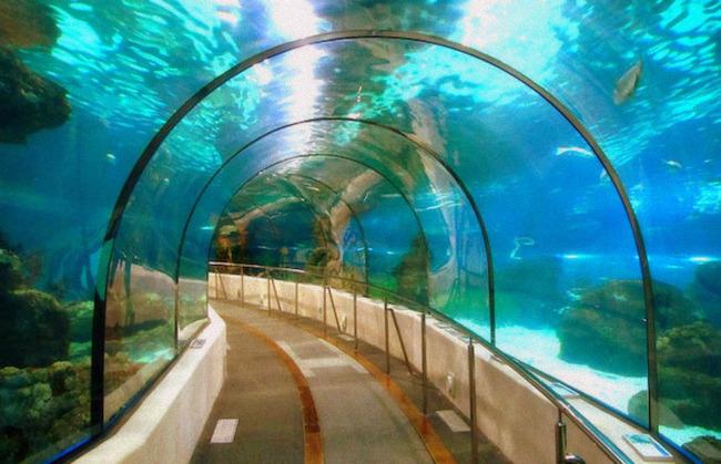 тунел под водата