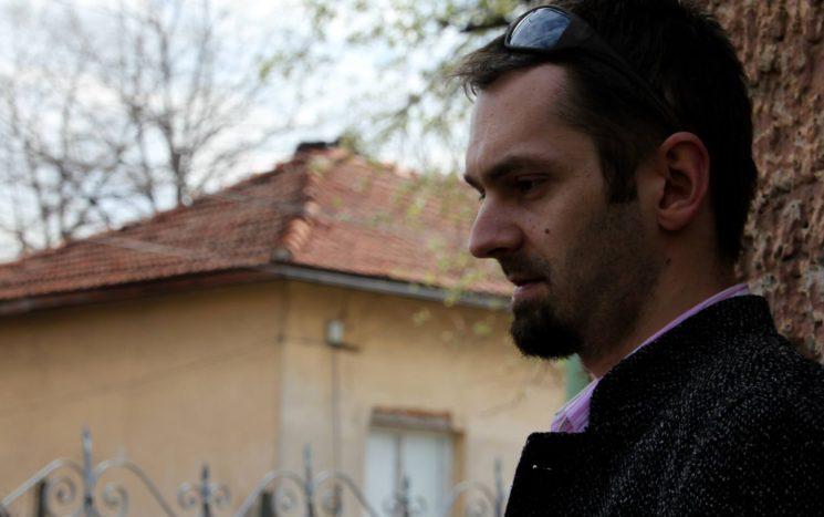 Кадър на БНТ след оптавдателната присъда на Калчев