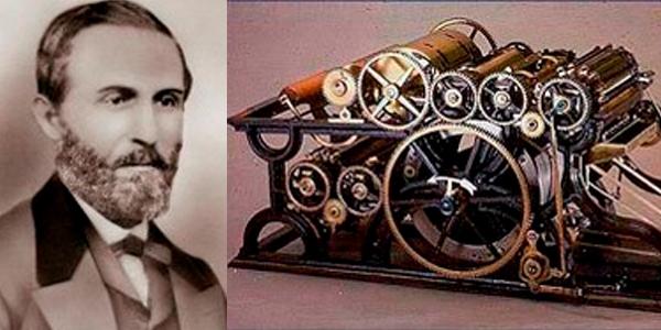 Уилям Бълок изобретатели