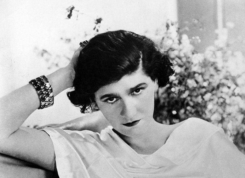 Коко Шанел през 1920 г.