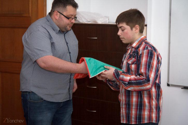 Константин Фичев и Тодор Борисов