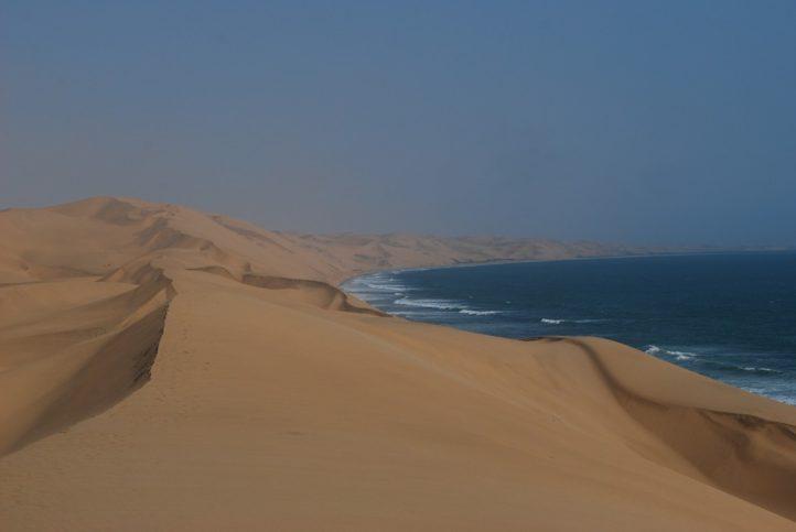 пустиня океан