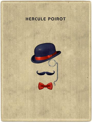 Историите за Еркюл Поаро се превръщат в бестселъри.