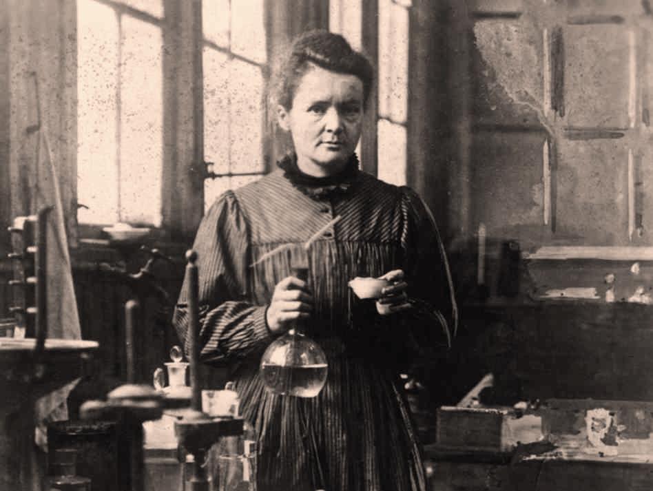 Мария Кюри изобретатели