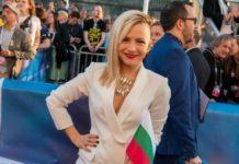 Поли Генова на откриването на Евровизия 2016