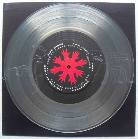 Плоча на Radiohead.