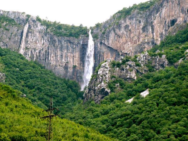 Водопад Скакля - Врачанска Скакля