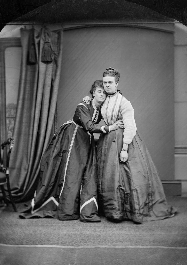 Frederick Park and Ernest Boulton.