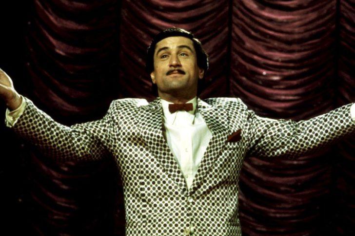 """""""Кралят на комедията"""" е един от най-добрите филми на Де Ниро."""