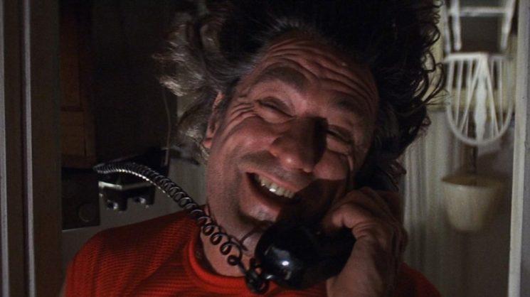 """Боби в образа на Макс Кейди в """"Нос Страх""""."""