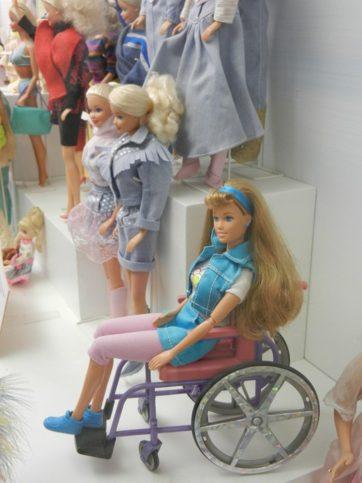 барби инвалид