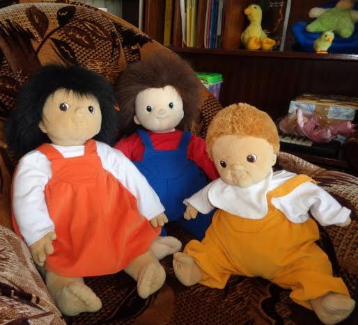 Терапевтични кукли