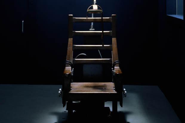 осъдени на смърт - електрически стол