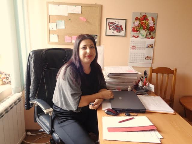 Ралица Дукова, социален работник