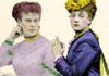 Стела и Фани - травестити във викторианска Англия.