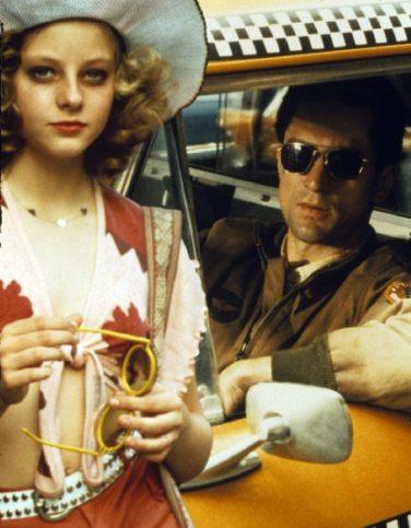 """""""Шофьор на такси"""" определено е сред най-запомнящите се филми на звездата."""