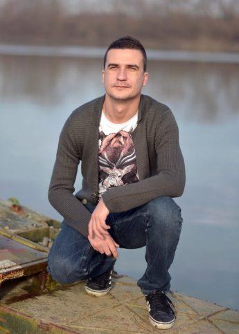 Свилен Чешмеджиев - регионален координатор и отговорник природозащитни дейности към БДЗП. Снимка: Мария Евтимова