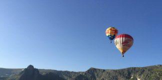 балони над Рила